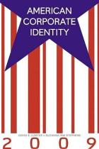 Книга American Corporate Identity 2009