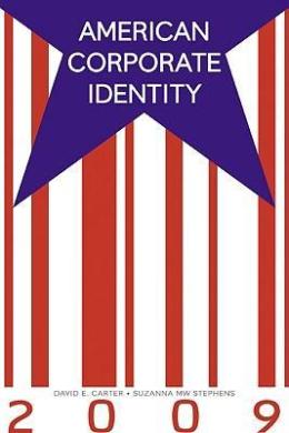 American Corporate Identity 2009 - фото книги