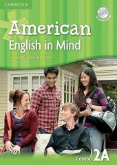 American English in Mind Level 2. Combo A + DVD-ROM - фото обкладинки книги