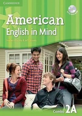 American English in Mind Level 2. Combo A + DVD-ROM - фото книги