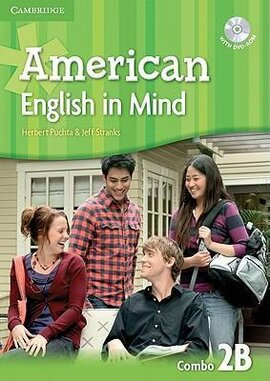 American English in Mind Level 2. Combo B + DVD-ROM - фото книги
