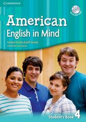 American English in Mind Level 4. Student's Book + DVD-ROM - фото обкладинки книги