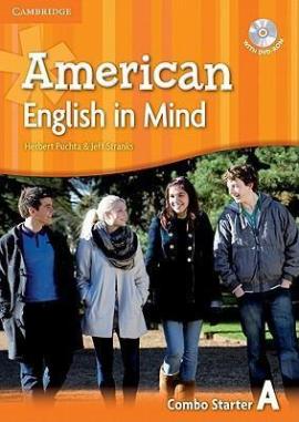 American English in Mind Starter. Combo A + DVD-ROM - фото книги