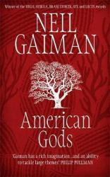 American Gods - фото обкладинки книги