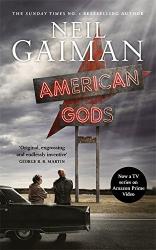 American Gods (Film Tie-In) - фото обкладинки книги