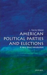 American Political Parties and Elections: A Very Short Introduction - фото обкладинки книги