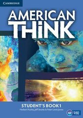 American Think 1. Student's Book - фото обкладинки книги