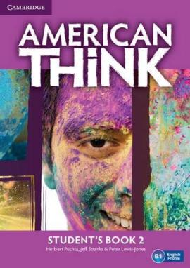 American Think 2. Student's Book - фото книги