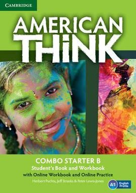 American Think Starter. Combo B with Online Workbook & Online Practice - фото книги