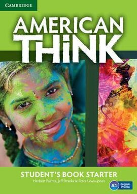 American Think Starter. Student's Book - фото книги