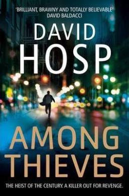 Among Thieves - фото книги