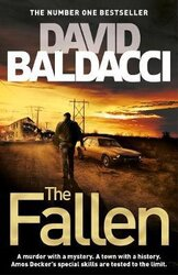 Amos Decker. The Fallen. Book 4 - фото обкладинки книги
