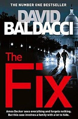 Amos Decker. The Fix. Book 3 - фото книги