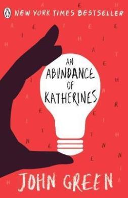 An Abundance Of Katherines - фото книги