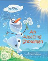 An Amazing Snowman - фото обкладинки книги