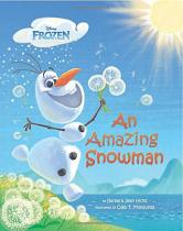 Книга An Amazing Snowman