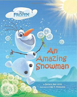 An Amazing Snowman - фото книги