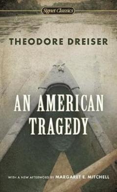 Книга An American Tragedy