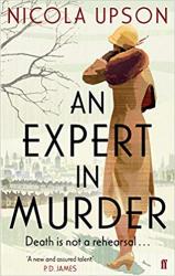 An Expert in Murder - фото обкладинки книги
