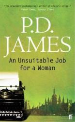 An Unsuitable Job for a Woman - фото обкладинки книги