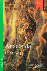 Anaconda - фото обкладинки книги