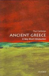 Ancient Greece: A Very Short Introduction - фото обкладинки книги