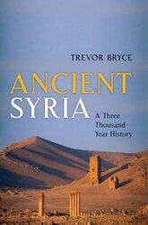 Ancient Syria: A Three Thousand Year History - фото обкладинки книги
