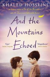 And the Mountains Echoed - фото обкладинки книги