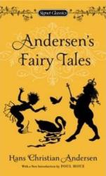 Andersen's Fairy Tales - фото обкладинки книги