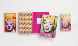Andy Warhol Marilyn Pocket Journal - фото книги