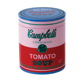Andy Warhol Soup Can Pink 200 Piece Puzzle - фото книги