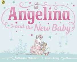 Angelina and the New Baby - фото книги