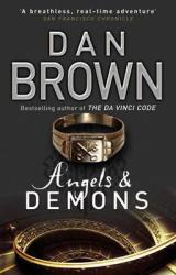 Angels And Demons : (Robert Langdon Book 1) - фото обкладинки книги