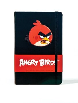Angry Birds Hardcover Ruled Journal - фото книги
