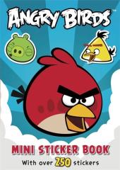 Angry Birds: Mini Sticker Book - фото обкладинки книги