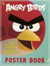 Angry Birds Poster Book - фото обкладинки книги