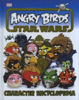 Angry Birds Star Wars Character Encyclopedia - фото книги