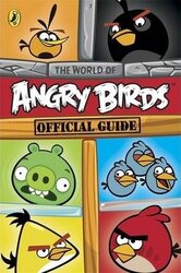 Angry Birds: The World of Angry Birds Official Guide - фото обкладинки книги