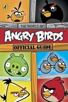 Angry Birds: The World of Angry Birds Official Guide - фото книги