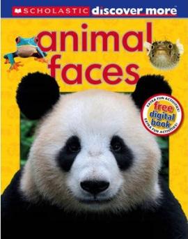 Animal Faces - фото книги