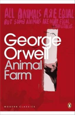 Animal Farm (Penguin Modern Classics) - фото книги