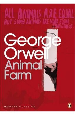 Animal Farm (Penguin Modern Classics) - фото книги