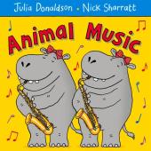 Animal Music - фото обкладинки книги