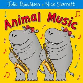 Animal Music - фото книги