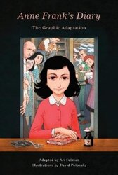 Anne Frank's Diary: The Graphic Adaptation - фото обкладинки книги