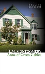Anne of Green Gables - фото обкладинки книги