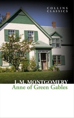 Книга Anne of Green Gables