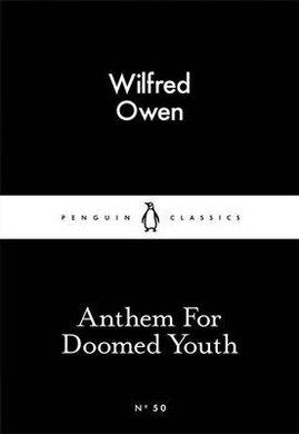 Anthem For Doomed Youth - фото книги