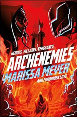 Archenemies - фото книги