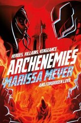 Archenemies - фото обкладинки книги
